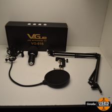 Vegue VG-016 USB Microphone Kit Z.G.A.N in doos