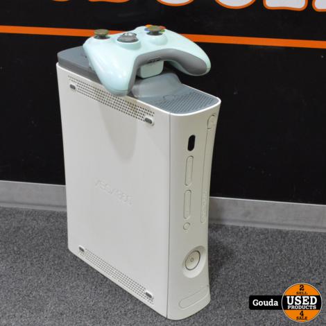 Xbox 360 60 gb met 1 controller en kabels
