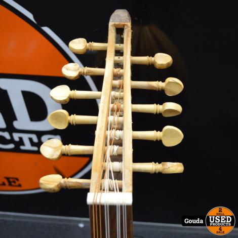 Arabische Samir Hamido OUD / OED / UD    gitaar in hoes