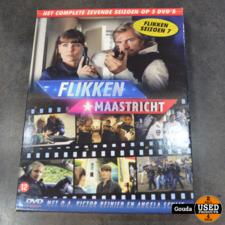 DVD Box Flikken Maastricht seizoen 7