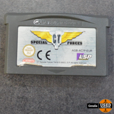 Game boy advance game Special forces
