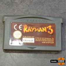 GBA game Rayman 3
