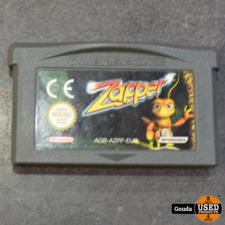 Gba game Zapper