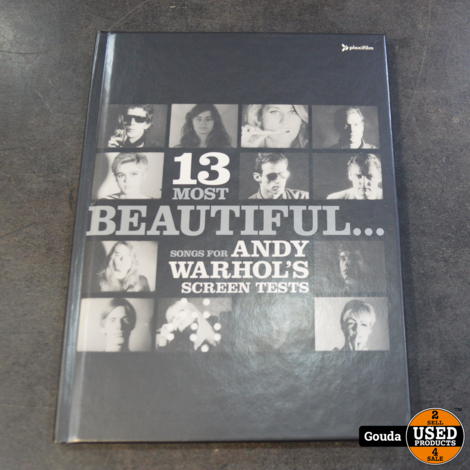 Dvd 13 most beautiful songs for Andy Warhole