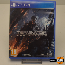 PS4 game Terminator Resistance