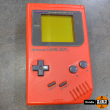 Game Boy classic rood