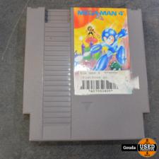 Nes game Mega man 4
