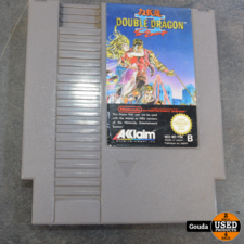 NES game Double dragon 2 The revenge