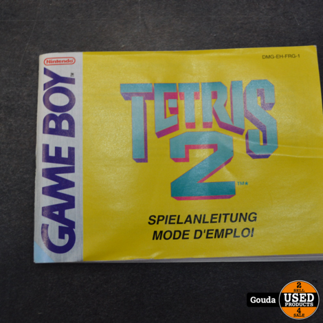 Game Boy gtame Tetris 2