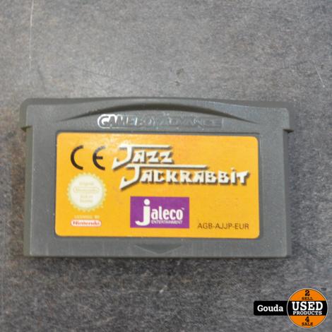 GBA Game Jazz Jackrabbit