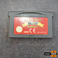 GBA game Game & Watch