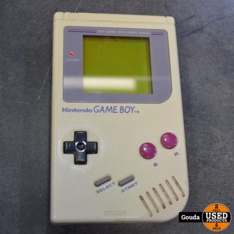 Game Boy classic met box