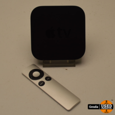 Apple Apple TV A1469 3e gen met afstandsbediening