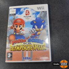 Wii game Mario Sonic Olympische Spelen