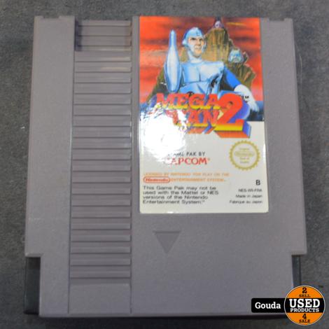 Nes game Megaman 2