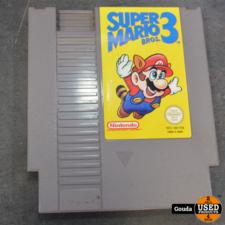 Nes game Super Mario bros 3