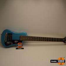 Hofner Reis Gitaar Contemporary Serie S met gitaartas