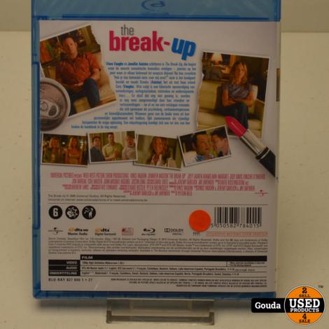 Blu Ray The Break Up NIEUW in seal NL Ondertiteld
