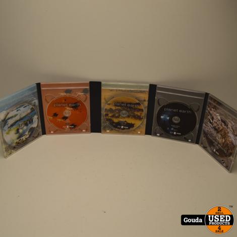 Blu Ray BBC Planet Earth The Complete Series 5 Disc Box Engels ondertiteld