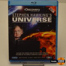 Blu Ray Stephen Hawking's Universe Z.G.A.N. NL ondertiteld