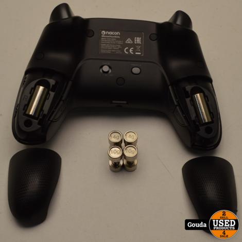 Nacon Revolution 3 Pro Controller voor PS4 compleet in doos met (6) gewichten