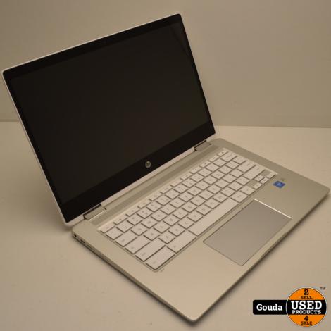 HP Chromebook X360 64 GB 14B-CA0210ND White Edition