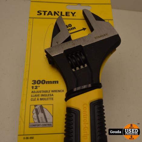 Stanley 0-90-950 Verstelbare Moersleutel 300 mm NIEUW