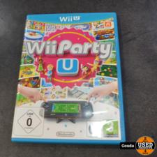 Wii U game Wii  Party U