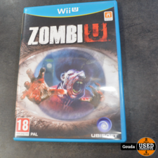 Wii U game Zombie U