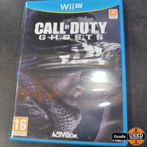 Wii U game Ghosts