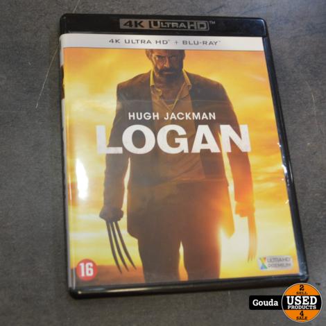 4K en Blu-ray Logan