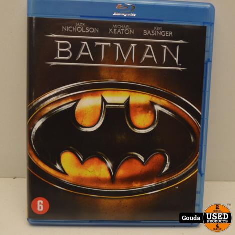 Blu Ray Disc Box The Batman Collection 4 films NL ondertiteld