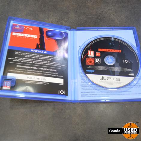 Playstation 5 game Hitman III