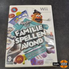 Wii game Hasbro Familie spellen avond