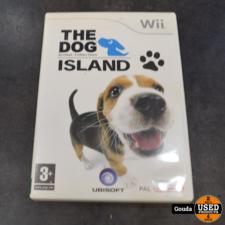 Wii game The Dog island