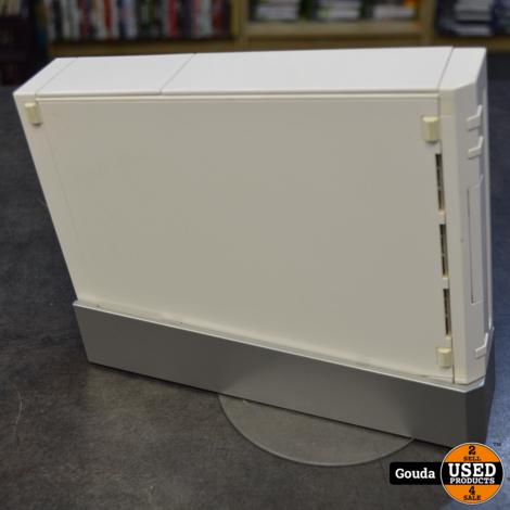 Nintendo Wii met 2 controllers met accu en oplaadstation