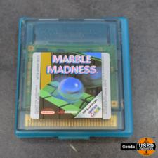 Gameboy color game Marble Madness met boekje