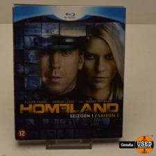Blu Ray Box Homeland Seizoen 1 NL ondertiteld