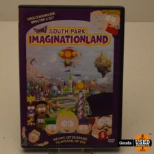 DVD South Park Imaginationland NL ondertiteld