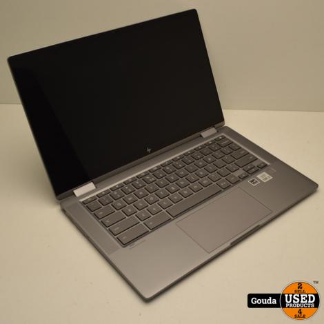 HP Chromebook X360 14C-CA0003ND in doos met bon van 26-05-2021