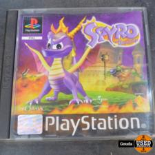 PS1 Game Spyro The Dragon