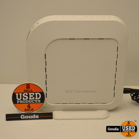 Arcadyan Wifi versterker met stroomadapter Dualband 2.4/5 GHz