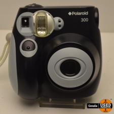 Polaroid 300  Instant Camera Black Z.G.A.N in doos
