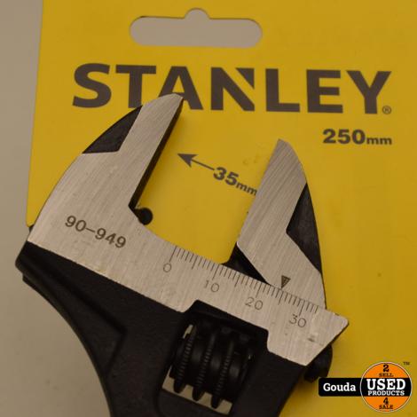 Stanley 0-90-949 Verstelbare Moersleutel 250 mm NIEUW artikel