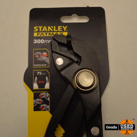 Stanley Fatmax 0-84-649 Waterpomptang 300 mm Pushlock NIEUW