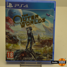 PS4 Game The Outer Worlds