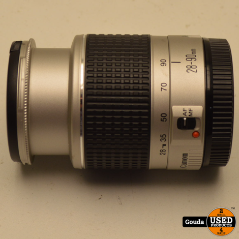 Canon Zoomlens 28-90 mm 1:4-5.6 EF objectief