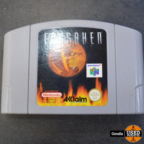 Nintendo 64 game Forsaken