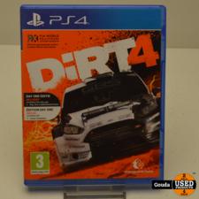 Playstation 4 game Dirt 4