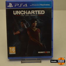 Playstation 4 game Uncharted the lost legacy